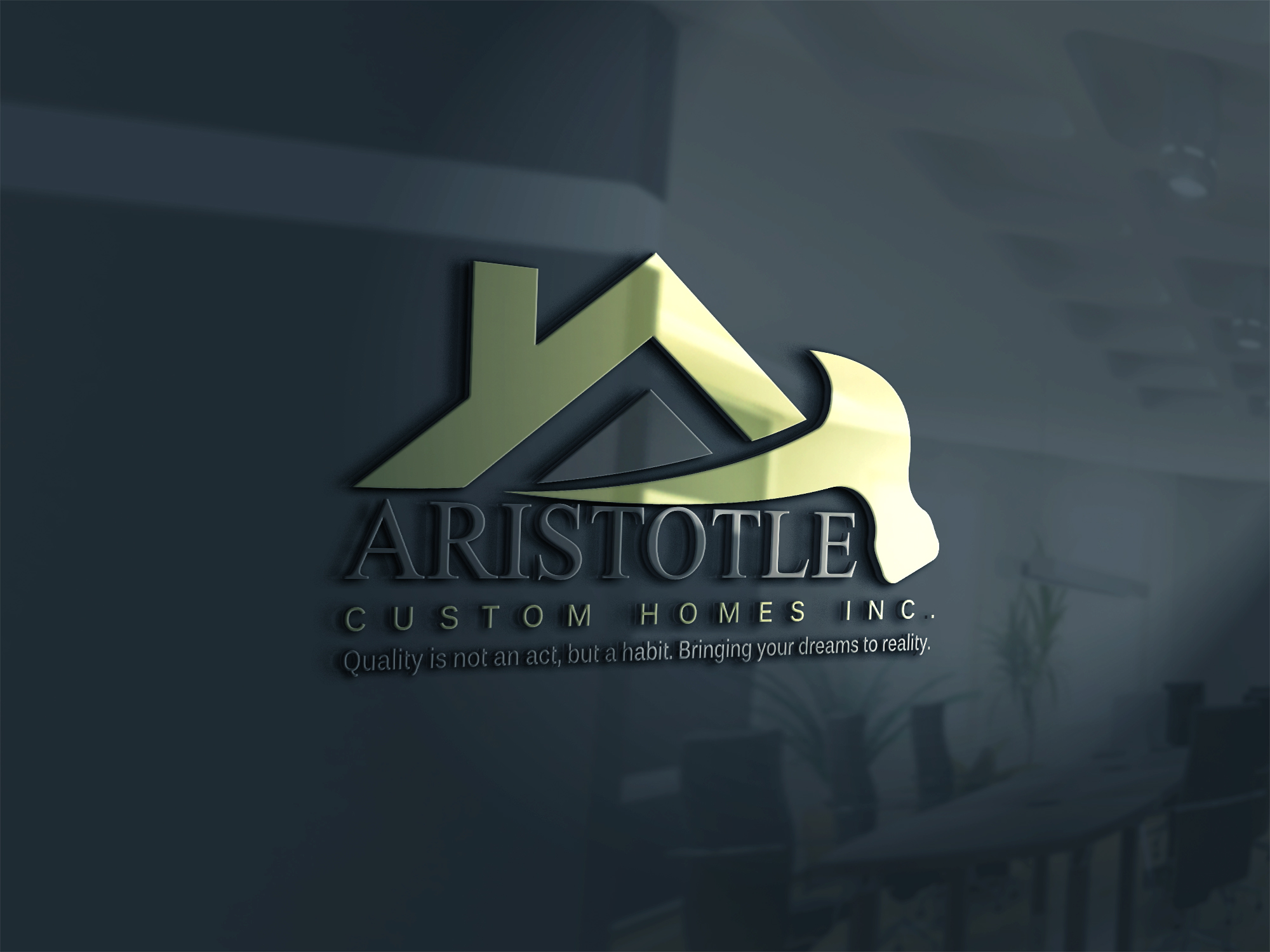 aristotle custom homes, quality is not an act but a habit, bringing your dreams to reality, local, fort mcurray, rebuild, home builders, ft mcmurray, fire, trust, contrusction, residential