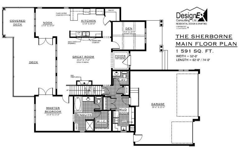 Floorplan, house, home builder, rebuild, fort mcmurray, residential, aristotle custom homes, ft mcmurray